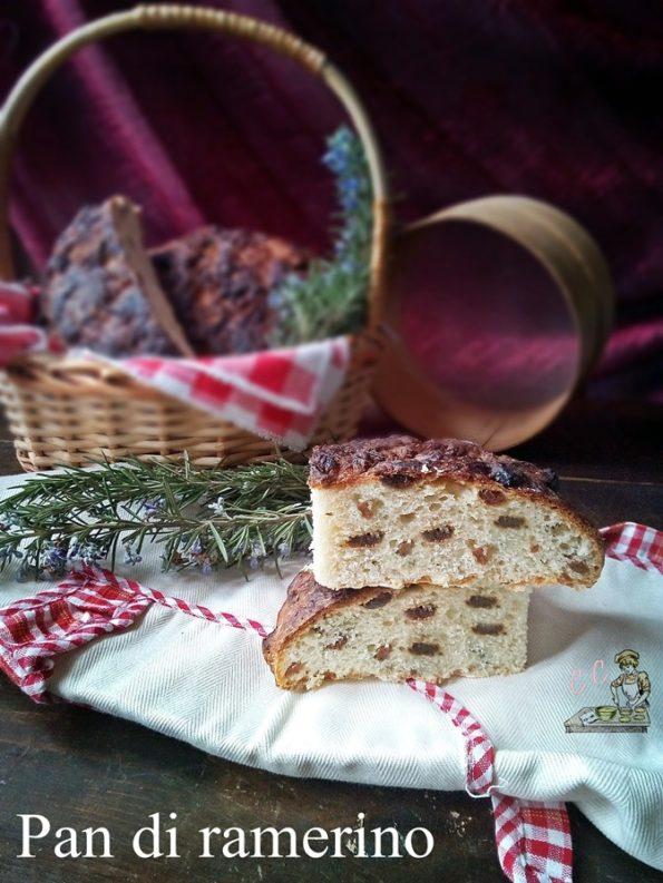 Pan di ramerino ricetta Toscana