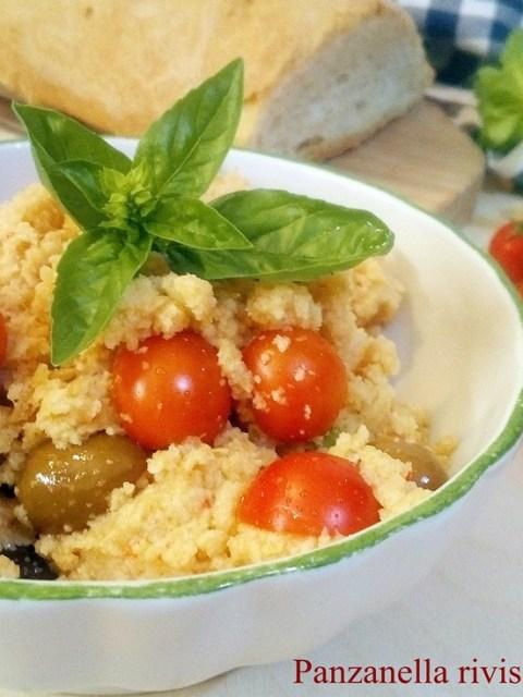 Panzanella rivisitata piccante