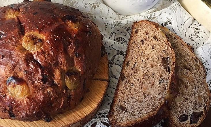 Pan co' Santi o pane dei Santi ricetta Toscana