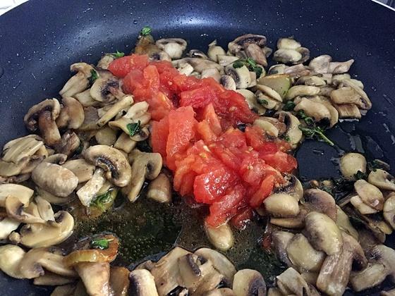 Acquacotta Toscana con aglione
