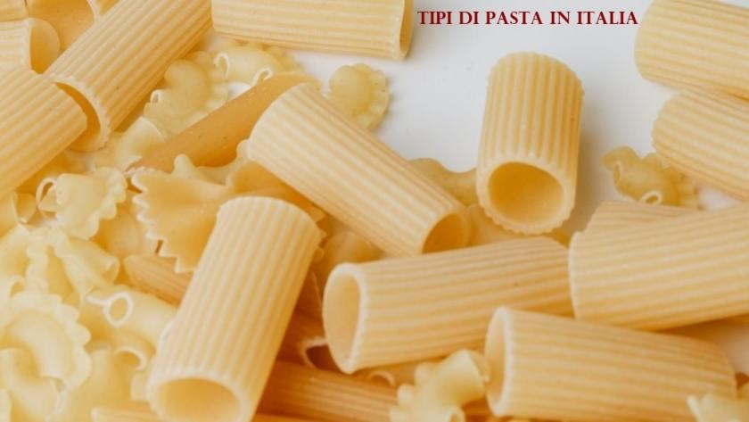 Tipi di pasta in Italia