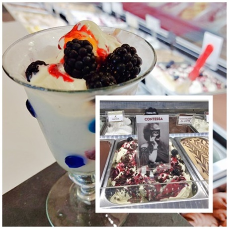 Migliore gelato artigianale a La Spezia da Stella Marina