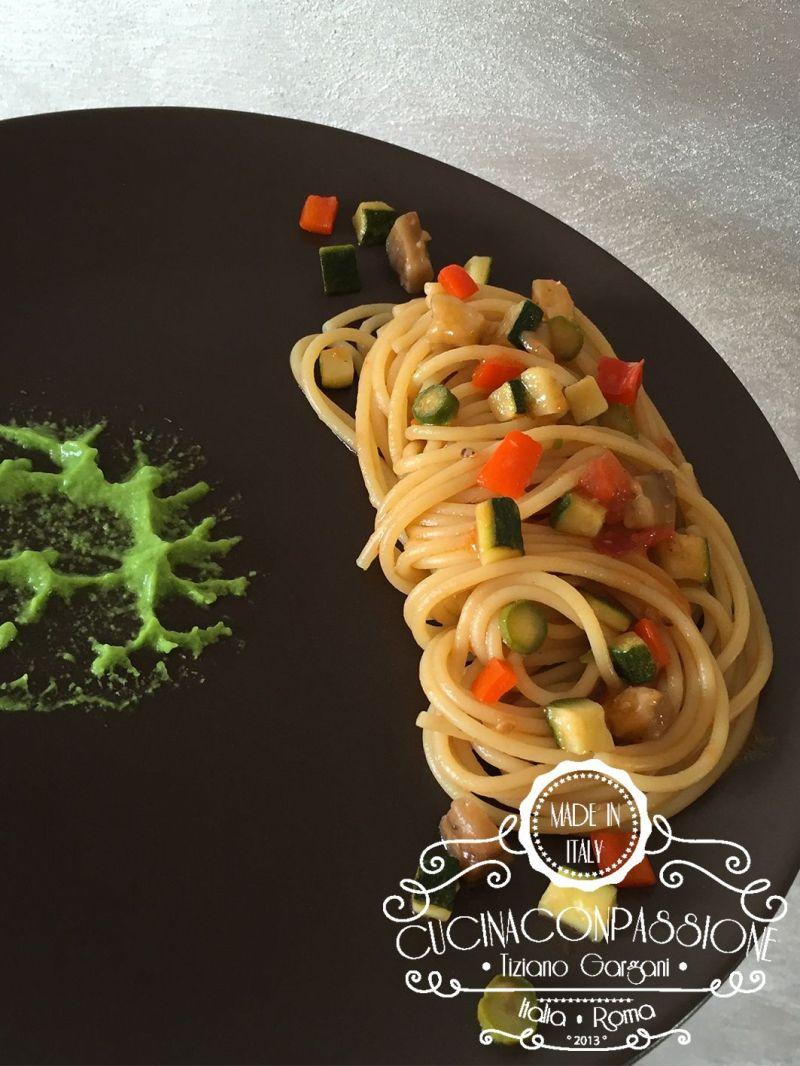 pasta vegetariana Pasta vegetariana Pasta vegetariana