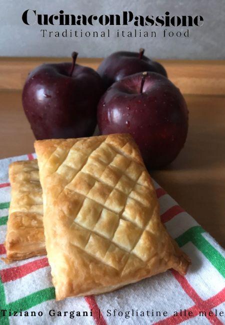 sfogliatine alle mele Sfogliatine alle mele Sfogliatine alle mele