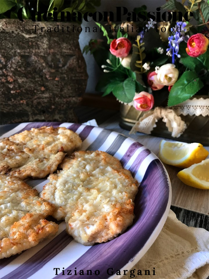 scaloppine al limone Scaloppine al limone Scaloppine al limone