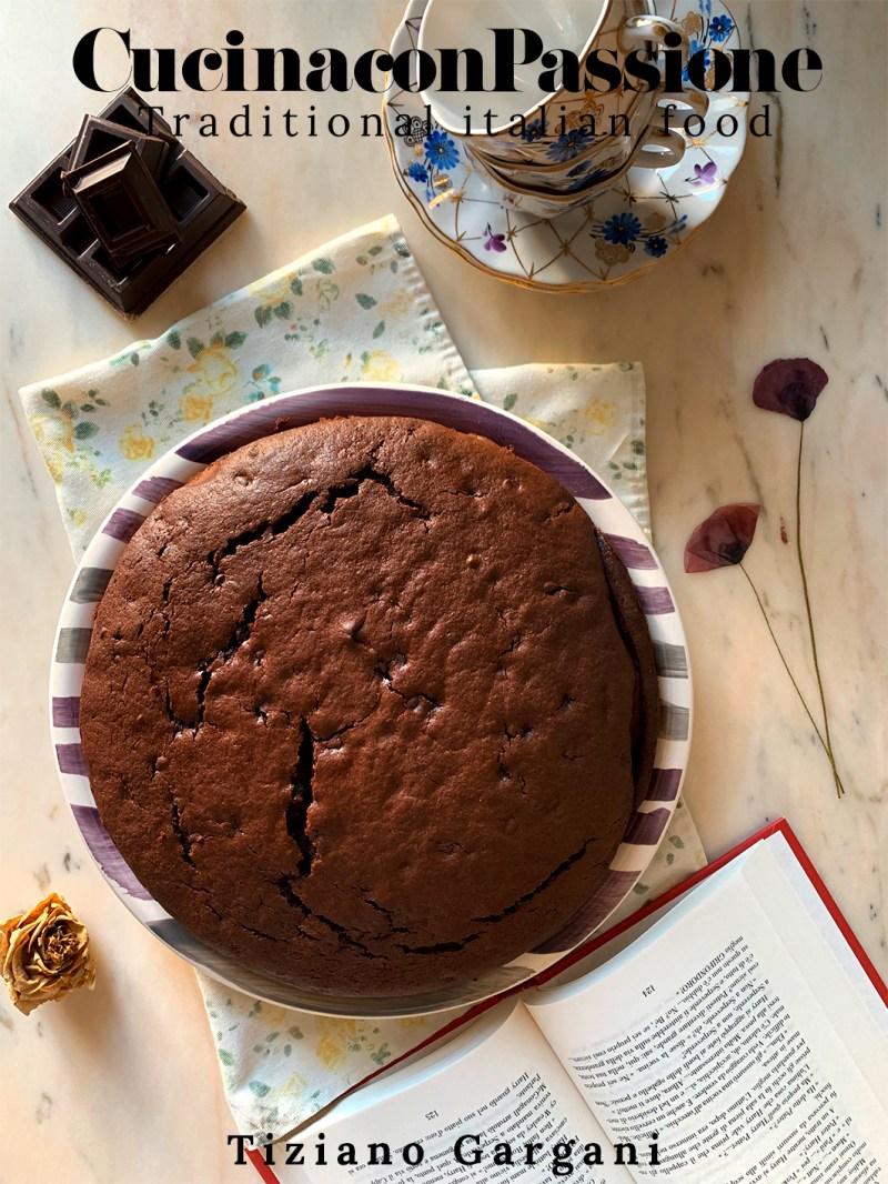 torta cioccolatosa Torta cioccolatosa Torta cioccolatosa