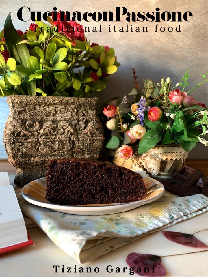 torta cioccolatosa Torta cioccolatosa Torta sublime al cioccolato
