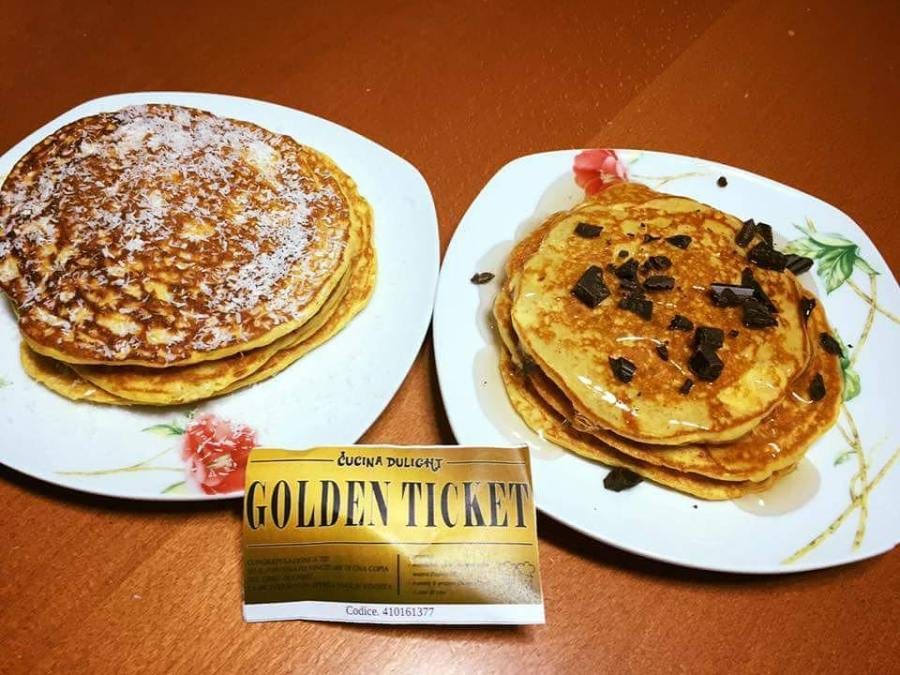 Prodotti Dulight... @bongionatura #pancakes #mixed #dulight #marchio #pecanpie #cinnamon #golden #ticket #willywonka #produzionepropria #tibiona #dieta #dukan #protein #proteinfood