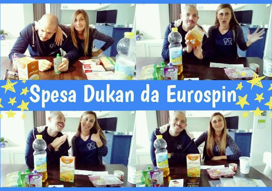 Spesa Dukan da @eurospin_italia_official !!! #spesa #spesasana #youtube #youtubechannel #cucinadulight #dukan #diet #shopping #vividulight #cucinaproteica #food #lightfood #valorinutrizionali #etichette #svuotiamoimagazzini