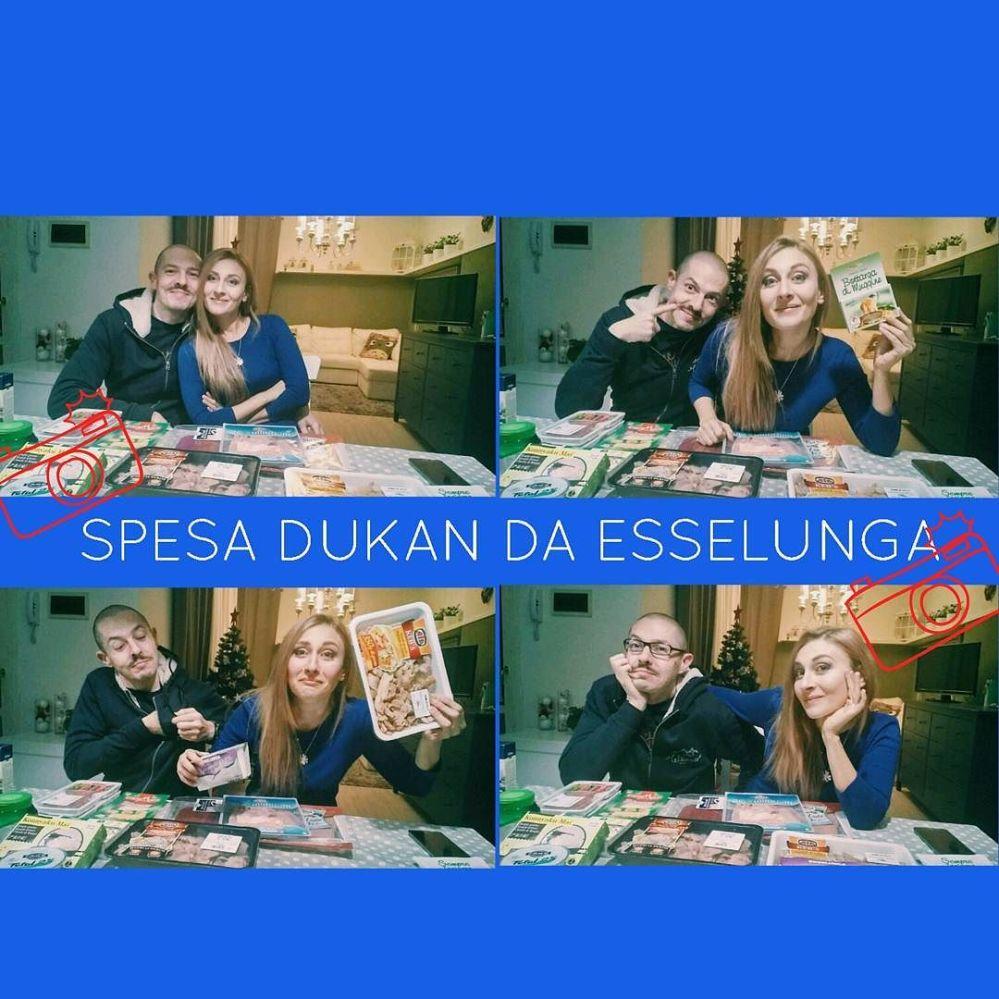 Nuovo video!!! #spesa #spesasana #esselunga #youtuber #youtubechannel #newvideo #dukan #diet #consigli #prodotti #dieta #vitasana #brescia #shopping