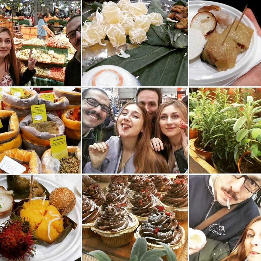 #festivaldelloriente #milan #food #world #multicultural #special #party #chef #cheflife #coconut #spezie #sapori #profumi #namaste #olé #cucinadulight