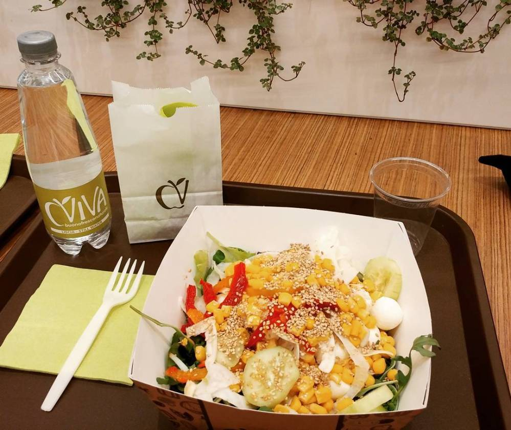 #dinner #cena #elnosshopping #salad #insalatona #dukan #diet #quartafase #healthyfood #lightfood #fitness #shopping #