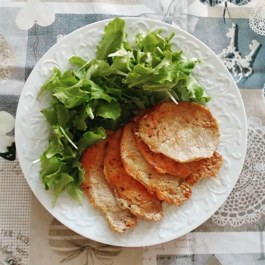 #dinner #lonza #insalata #dukan #diet #quartafase ma anche #crociera #lightfood #protein #proteinfood #fitness #fitmum #summer #cooking #chef #cheflife #cucinaproteica #cucinadulight