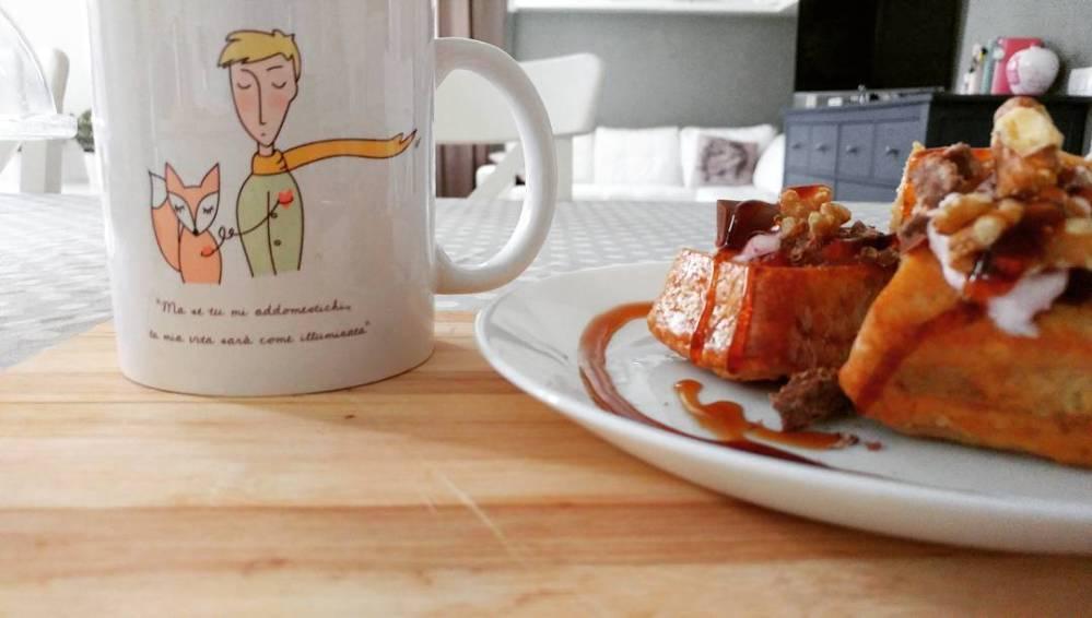 Ma se tu mi addomestichi, la mia vita sarà come illuminata. Una mente e un corpo che si addomesticano a vicenda permettono l'equilibrio di un sano stile di vita. #lepetitprince #breakfast #tea #cup #alberello #dukan #diet #quartafase #wheightloss #lightfood #fitlife #fitness #highprotein #lowfat #lowcarb #cucinaproteica #cucinadulight