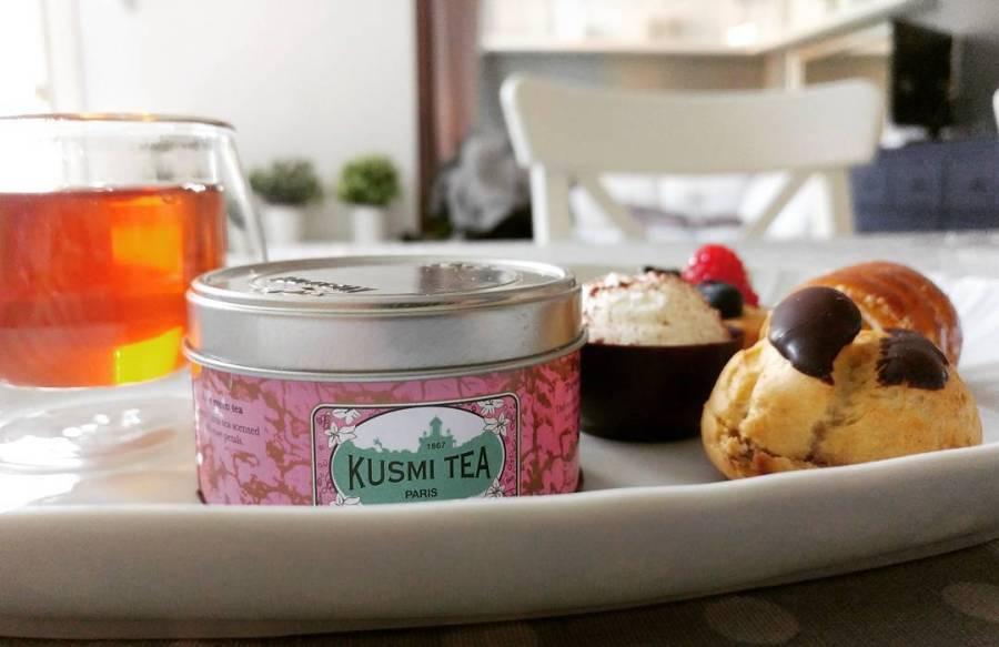 #paris #kusmitea #rosetea #pasticcini #merenda #dukan #diet #quartafase #coccole #cucinaproteica #cucinadulight