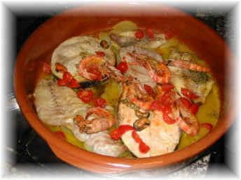 zarzuela ricetta di cucina spagnola di cucina fusion e ricette dal mondo