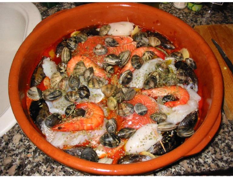 cucina spagnola ricette fotografate cocina espanola recetas fotografiadas spanish cooking