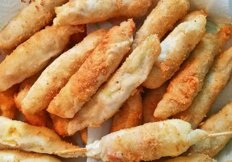 Friti in ta négia ()