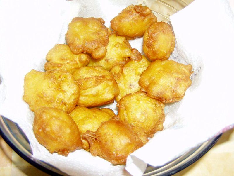 Frisceu (Frittelle salate)