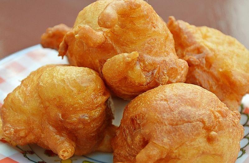 Frisceu de baccalà (Frittelle di baccalà)