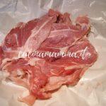 Prosciutto di maiale panato