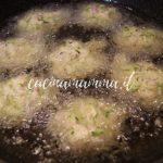 Frittelle di cotto e zucchina