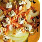 Insalatina di sedano e gorgonzola