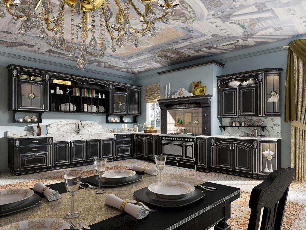Silver  Cucine di lusso