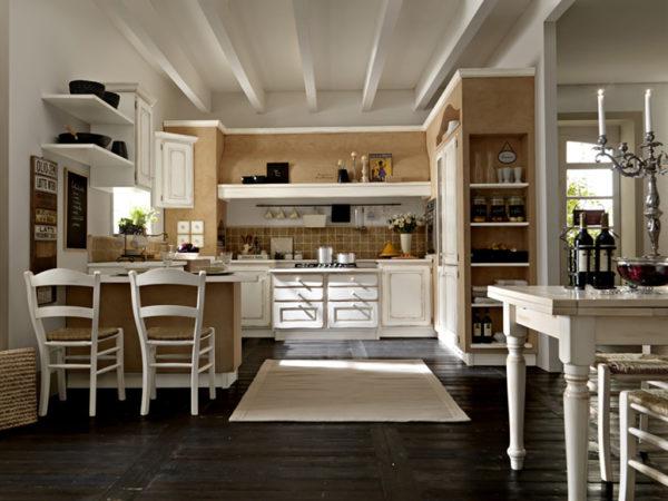 Cucine stile Rustico  CucineNonSolo
