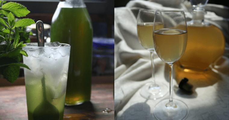 liquori e sciroppi