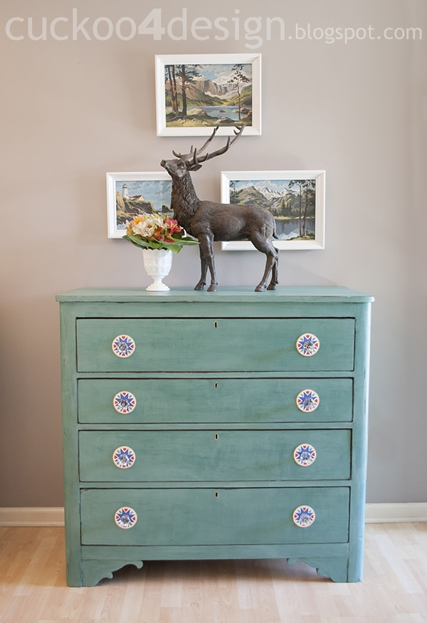 small country living room ideas furniture for apartments cece caldwell destin golf green chalk paint dresser ...