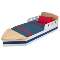 Boat Toddler Bed - Girls & Boys Beds | Cuckooland