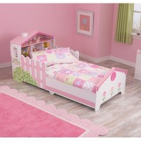 Girls Toddler Dollhouse Bed - Unique Childrens Beds ...