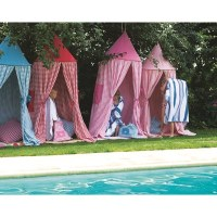 Hanging Playtent in Candy Pink - Childrens Play Tents ...