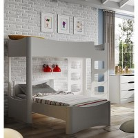 Raised Kids Bed In Fusion Design - Kids Beds | Cuckooland