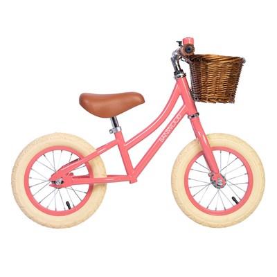 Banwood First Go! Balance Bike In Coral - Banwood   Cuckooland