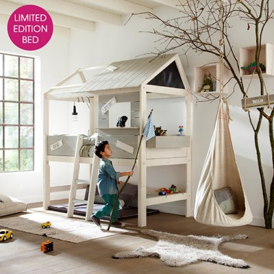 Limited Edition Mid Sleeper Kids Cabin Bed