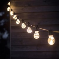 Garden Trading Led Festoon Outside Lights With 10 Or 20 ...