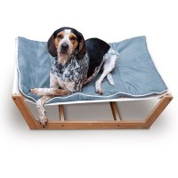LARGE DOG HAMMOCK in Blue - Pet Accessories   Cuckooland