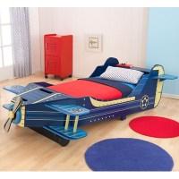 Aeroplane Toddlers Bed - Children | Cuckooland