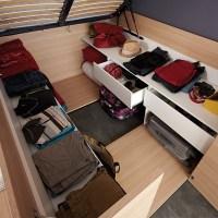 Parisot Space Up Double Bunk Bed - Bunk Beds | Cuckooland