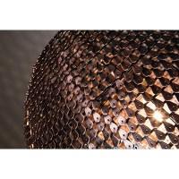 Caraffe Handmade Ceiling Light In Sparkling Copper Finish ...
