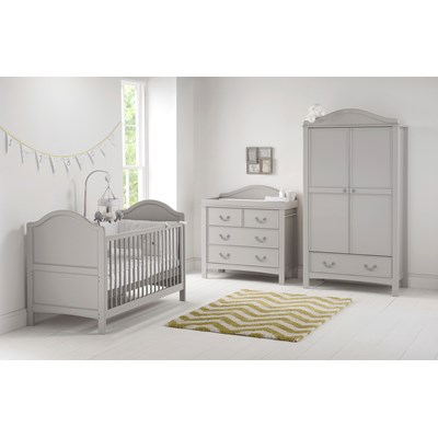 East Coast Toulouse Baby  Toddler Cot Bed  East Coast