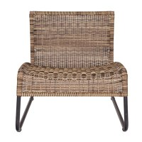 West Chair In Natural Design - Occasional Chairs & Sofas ...