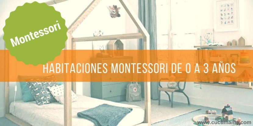 habitaciones Montessori