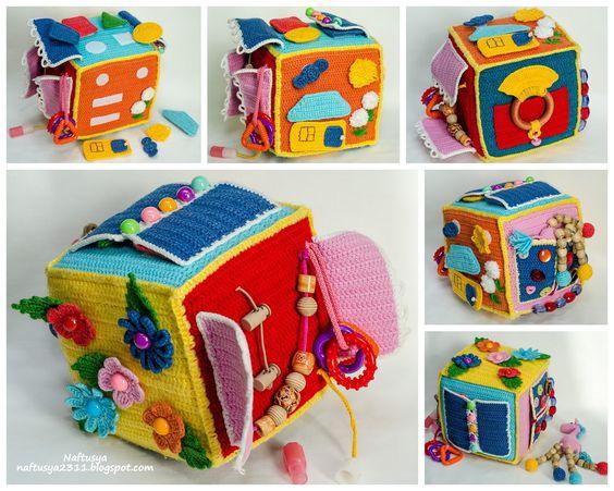 Creativas A Ideas 0 Montessori De AñoMuchas Diy Para Bebés 1 FcKl1J