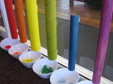 actividad Montessori