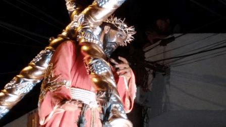 Procesion de Jesús de la Buena Muerte 2015, Tercer Domingo de Cuaresma