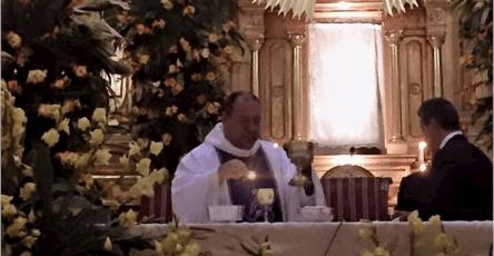 ocurrio en parroquia santo domingo basilica del rosario (1)