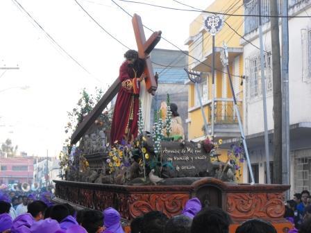 Procesión Jesus del Consuelo, Primer Domingo Cuaresma